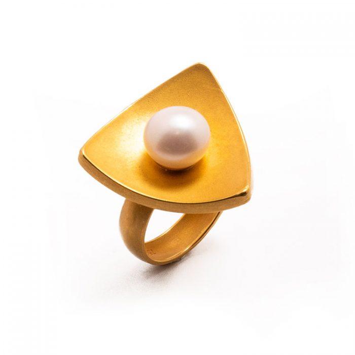 انگشتر مثلث کد R1017