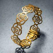 دستبند رز کد B495